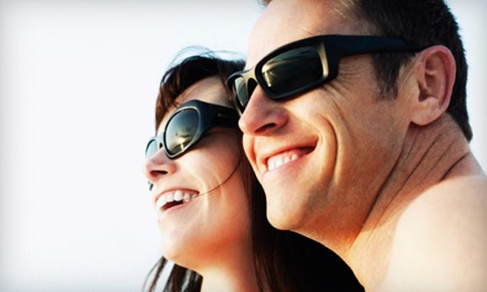 Purba Vision - Multiple Locations: Prescription Eyeglasses or Designer Sunglasses at Purba Vision