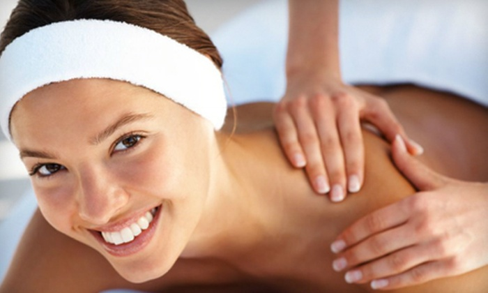 Epique Massage - Multiple Locations: One or Three Massage Packages with a One-Hour Massage and HydroLuxe Treatment at Epique Massage (Up to 65% Off)