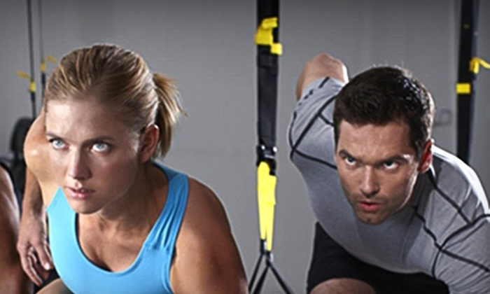 Body F/X - East Islip: $40 for Four TRX Suspension Training Classes at Body F/X ($100 Value)