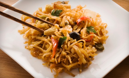 Asian-Fare Lunch for 2 - Gourmet Buffet & Grill in Allentown