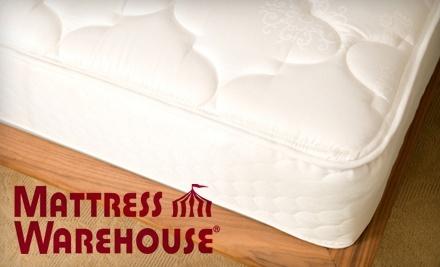 Mattress Warehouse: $200 Groupon to 12096 Montgomery Rd., Cincinnati, OH Location - Mattress Warehouse in Cincinnati