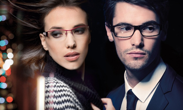 Eye Q Optique - Buffalo Grove: $89 for $200 Worth of Designer Eyewear at Eye Q Optique in Buffalo Grove
