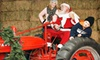 Superstition Farm - Mesa: Moo-ey Christmas Farm-Activity Outing for Two or Four at Superstition Farm (Up to 54% Off)