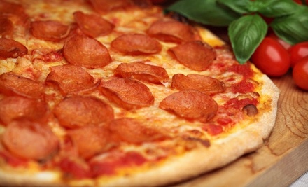 $15 Groupon to Brianna's Pizza - Brianna's Pizza in Midland