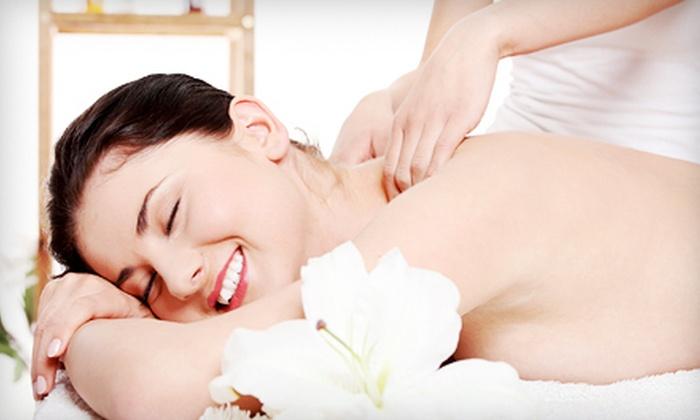 Van Deusen Health & Wellness, Inc. Therapeutic Massage - Sunset Forest: 30- or 60-Minute Massage at Van Deusen Health & Wellness, Inc. Therapeutic Massage in Fuquay-Varina (Up to 51% Off)