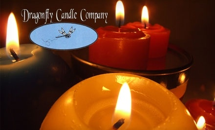 $15 Groupon to Dragonfly Candle Company - Dragonfly Candle Company in Lincoln