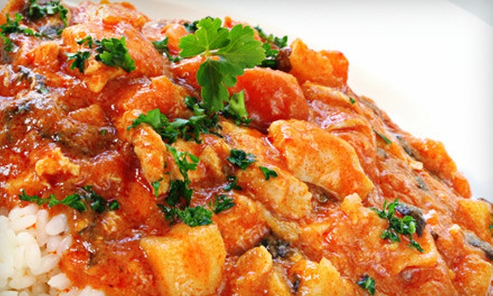 Tadka  - Mississauga: $15 for $30 Worth of a la Carte or Buffet Indian Cuisine at Tadka in Mississauga