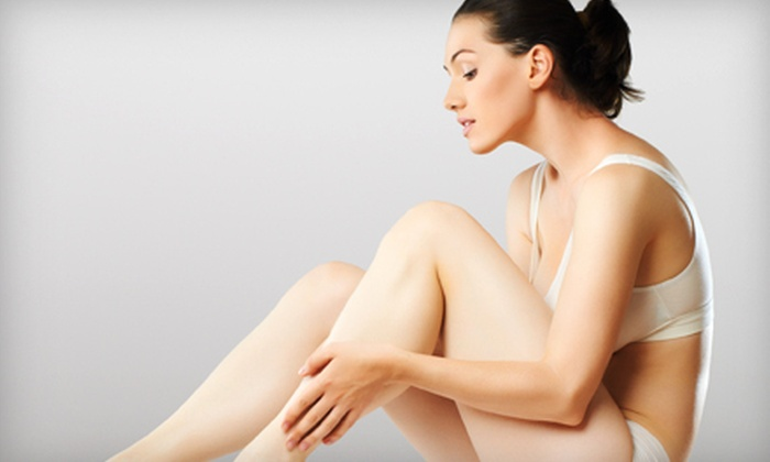 Eshaan Laser & Skin Care Medical Spa - Vacaville: $189 for Three VelaShape Laser Treatments at Eshaan Laser & Skin Care Medical Spa in Vacaville ($900 Value)