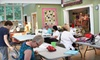 Heart in Hands - Weymouth Town: Introductory Sewing Class for One or Intermediate Quilting Class for Two at Heart in Hands in Weymouth