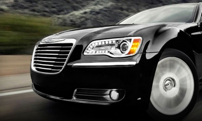 King Cotton AutoPlex - Multiple Locations: $74 for Interior and Exterior Car Detailing at King Cotton AutoPlex in Covington ($149.99 Value)