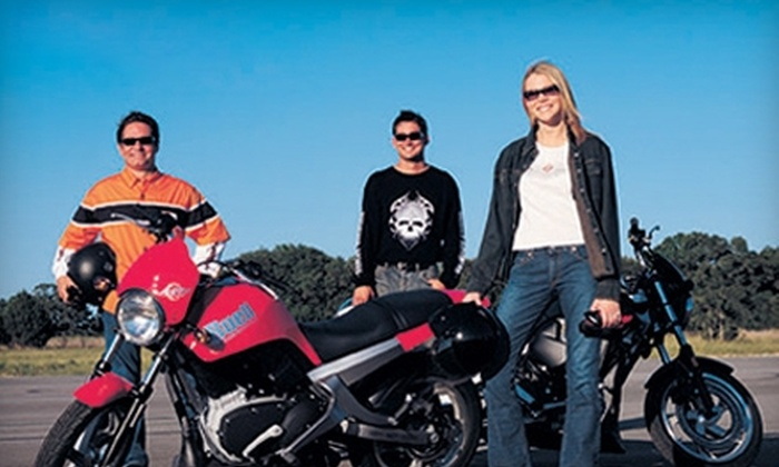 Eagle's Nest Harley-Davidson - Lathrop: $185 for a Five-Day New Rider Motorcycle Course at Eagle's Nest Harley-Davidson