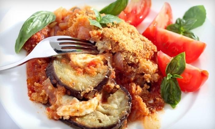 Enzo & Lucia Ristorante - Long Grove: Italian Fare for Lunch or Dinner at Enzo & Lucia Ristorante in Long Grove