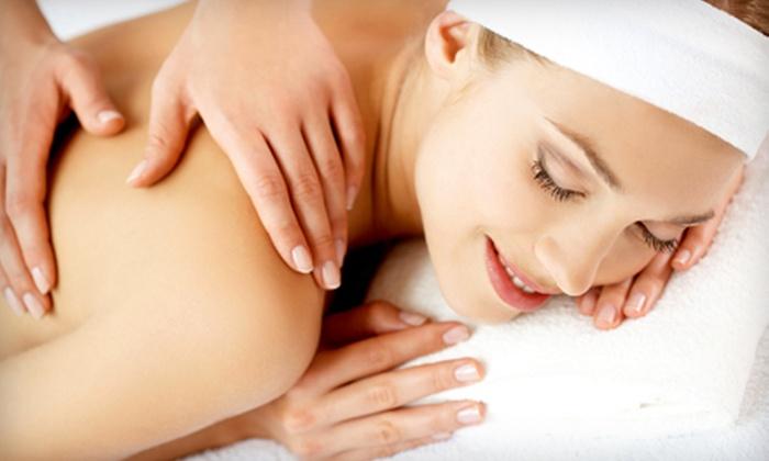 Elysis Spa - Waterloo: Ionic Detox or Choice of 30-, 45-, or 60-Minute Swedish Massage
