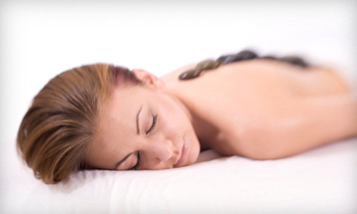 Massage & Reiki Room - Airline/Jefferson: Hot-Stone Massage or Reflexology at Massage & Reiki Room