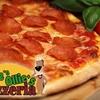 $7 for Pizza at Luke 'n Ollie's Pizzeria