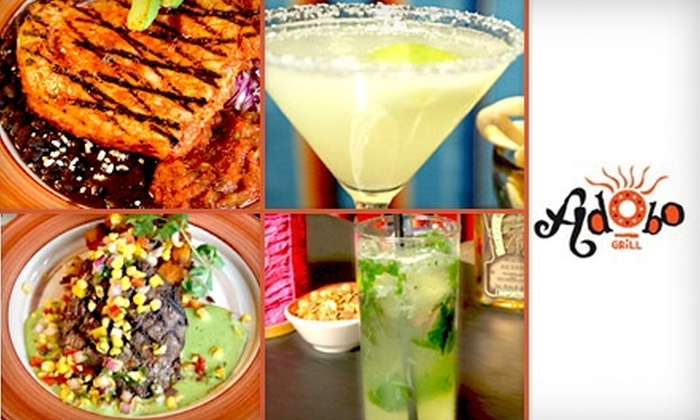 Adobo Grill - Downtown Indianapolis: $20 for $40 Worth of Authentic Mexican Fare at Adobo Grill