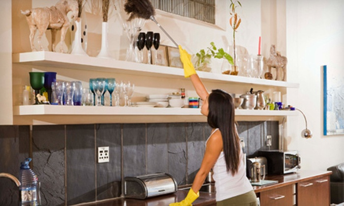 Night -n- Day Cleaning Services, Inc. - North Downtown: One or Three Two-Hour Housecleaning Sessions from Night -n- Day Cleaning Services, Inc. (Up to 62% Off)