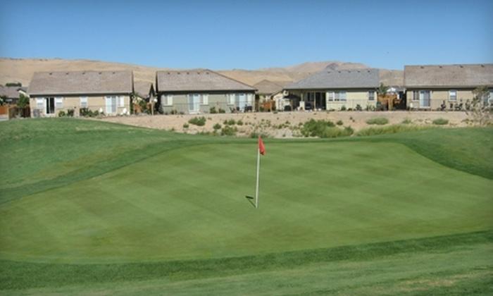 Links at Kiley Ranch - Reno: $11 for Nine Holes of Golf for Two at Links at Kiley Ranch ($22 Value)