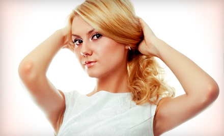 8 Laser Hair-Removal Treatments for 3 Small Areas (a $3,600 value) - Zoya Salon & Spa in Aurora