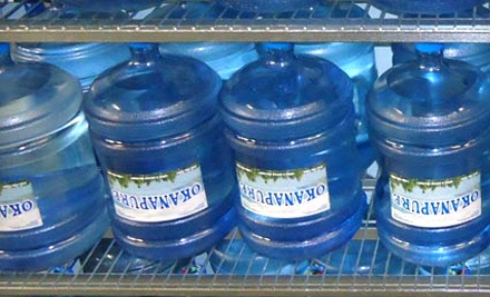 Ten 18.9-Litre Bottles of Purified Water for Delivery (a $63.50 value) - Okanapure Water in