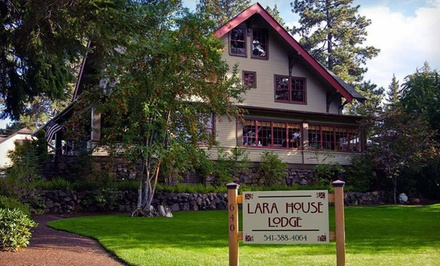 Two-Night Stay for Two in a Guest Room, Valid Through June 17 - Lara House Lodge in Bend