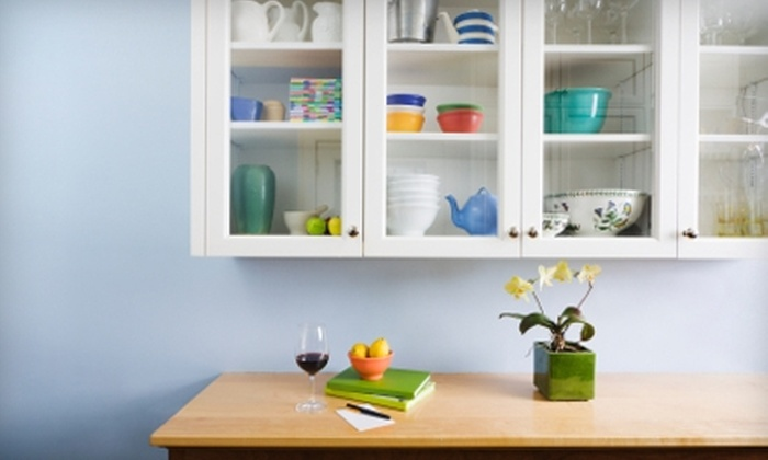 Clutterologist - Downtown: $75 for Three Hours of Home Organizing from Clutterologist ($150 Value)