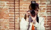 Paper Sun Photography - Central City: Group Photography Workshop or One-on-One Coaching from Paper Sun Photography (Up to 51% Off)