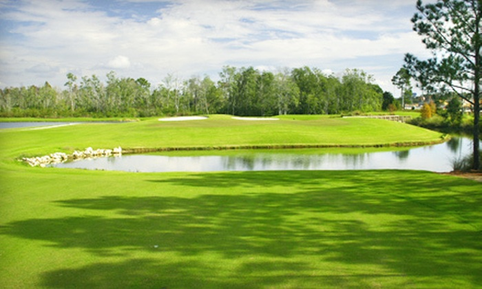Orange Lake Resort - Kissimmee: All-Day Golf for One or Two at The Reserve and Legends Walk at Orange Lake Resort in Kissimmee (Up to 71% Off)