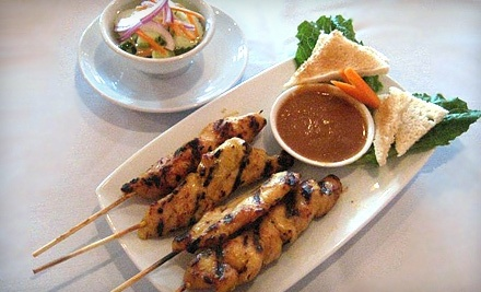 Thai Hut: $20 Groupon for Lunch (11am to 2pm on Mon-Fri and 12pm to 3pm on Sat-Sun) - Thai Hut in Rockford