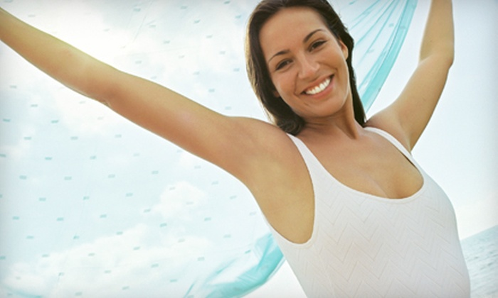 Avery Center - Westport: $99 for Three Laser Hair-Removal Sessions at the Avery Center in Westport (Up to $1,260 Value)