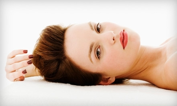 Cielo Mio Spa and Salon - North Pomona: Bikini Wax or Salon Services, or Reflexology Massage or Pedicure at Cielo Mio Spa and Salon in Claremont