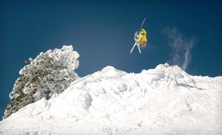 Mt. Baldy Ski Lifts - Mt. Baldy Ski Lifts in Mt Baldy