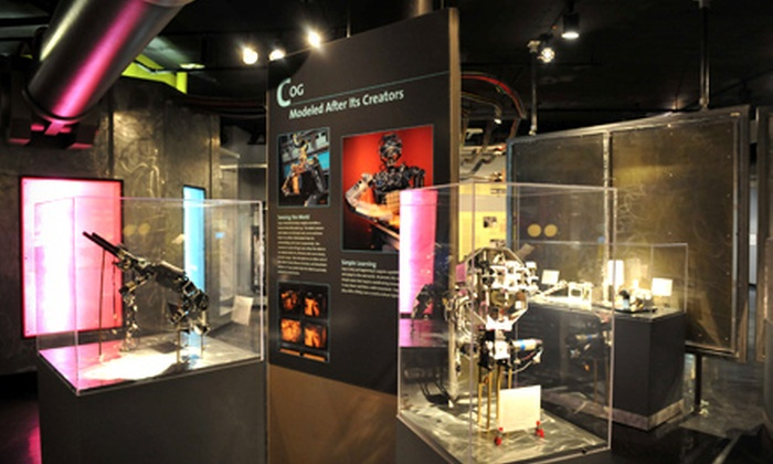 MIT Museum - Area IV: Visit for Two or Four to MIT Museum in Cambridge