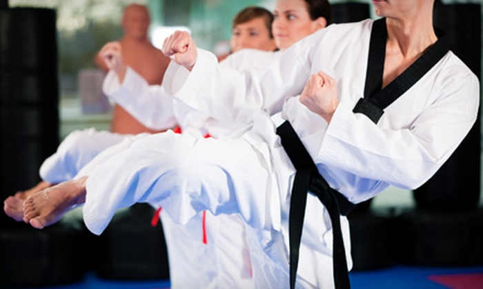 Foley Martial Arts - Multiple Locations: $20 for Eight Classes at Foley Martial Arts Academies ($69.99 Value)