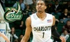 65% Off Ticket to Charlotte 49ers Game