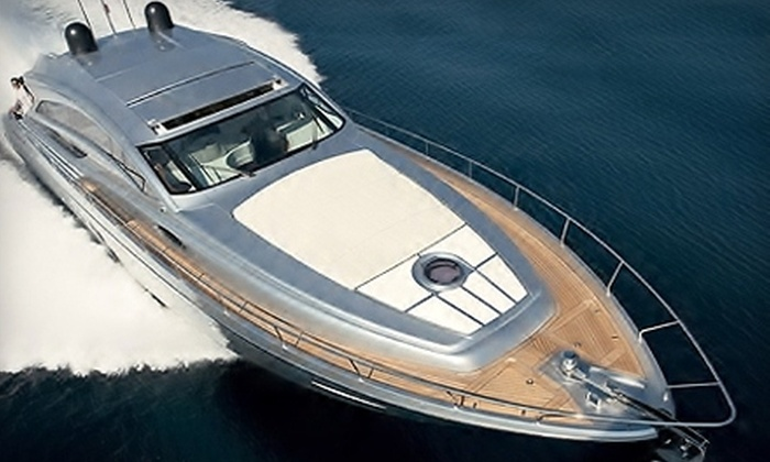 Diamond Boat & Yacht Detailing - Charleston: Boat or Car Detailing from Diamond Boat & Yacht Detailing. Two Options Available.