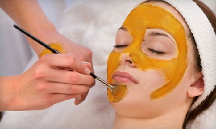 Visionary Skin Care - Midtown: $50 for a Pumpkin Facial Mask at Visionary Skin Care ($100 Value)