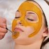 Half Off Pumpkin Mask at Visionary Skin Care