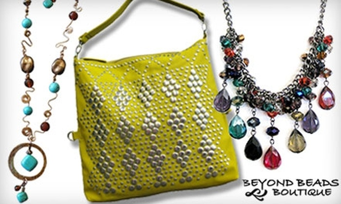 Beyond Beads Boutique - Wichita: $10 for $20 Worth of Jewelry, Beads & Gifts at Beyond Beads Boutique