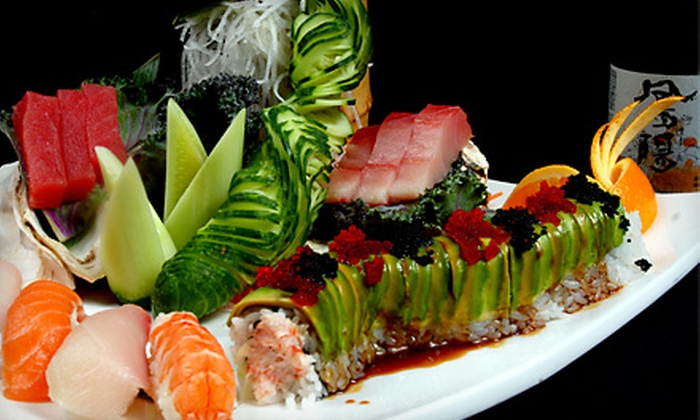 Wildfish - Multiple Locations: $20 for $40 Worth of Sushi, Grilled Cuisine, and Drinks at Wildfish