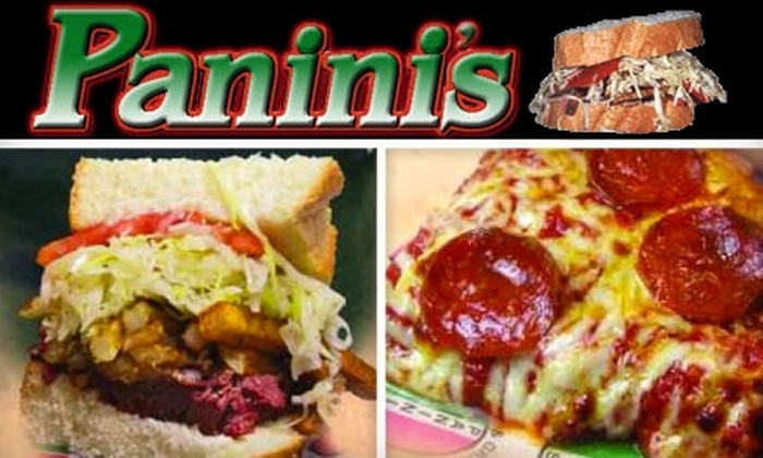 Panini's Chagrin Falls - South Russell: $10 for $20 Worth of Pub Fare and Drinks at Panini's Bar and Grill in Chagrin Falls