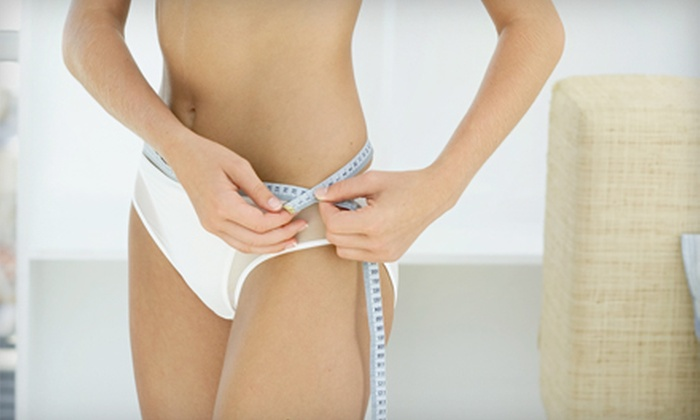 Cosmetic Laser Clinic - Burlington: Four or Six VelaShape Body-Sculpting Treatments at Cosmetic Laser Clinic in Burlington (Up to 81% Off)