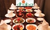 Dhaba - Alegre Community: $20 for $40 Worth of Authentic Indian Cuisine at The Dhaba