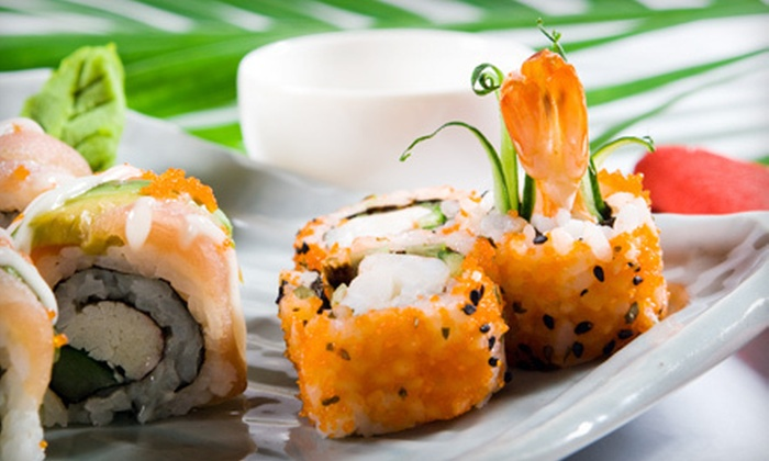 Hello Sushi Bar & Thai Cuisine - Edgewater: $15 Worth of Sushi and Thai Cuisine