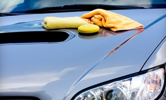 Evergreen Subaru - Auburn: $37 for a Full Exterior Detail, Light Interior Cleaning, and Optional Loaner Vehicle at Evergreen Subaru ($75 Value)