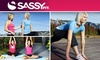 Sassy Fit - Westlake: $18 for Three Bootcamp Sessions at Sassy Fit and a $50 Gift Certificate to Calidora Skin Clinic ($104 Value)