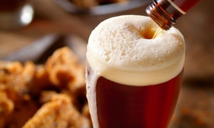 Duffy's Irish Pub - U Street - Cardozo: $20 for $40 Worth of Bar Fare, Brews, and More at Duffy's Irish Pub