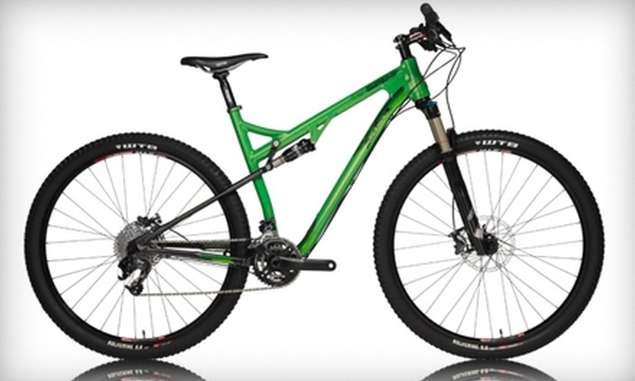 918XC - Tulsa: $30 for Bicycle Tune-Up at 918XC Bicycles ($60 value)