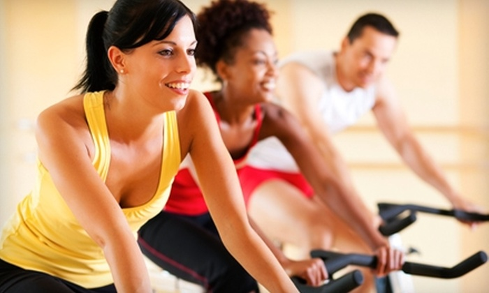 Dany Holdstein's Two Worlds Dance & Fitness - Greenvale: $40 for Five Spinning Classes at Dany Holdstein Two Worlds Dance & Fitness in Greenvale ($100 Value)