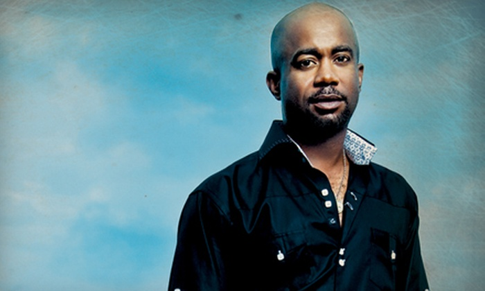 Darius Rucker - Fourth Ward: One Ticket to See Darius Rucker at Time Warner Cable Uptown Amphitheatre on October 20 at 7:30 p.m. (Up to $34 Value)